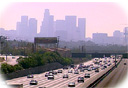 Los Angeles' Smoggy Skyline