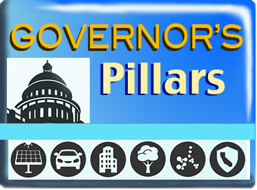 Governor's Pillars