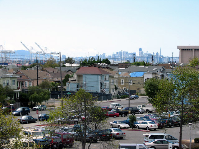 Scene from West Oakland