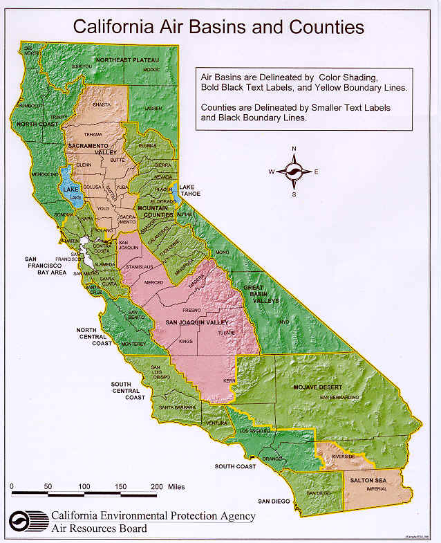 Maps Available On This Website - Map of califirnia